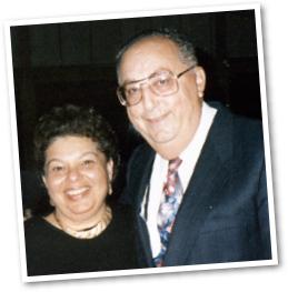 Evelyn & Lou Zucker